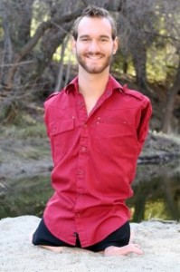Nick Vujicic dan skognes leadership development trainer coach consultant motivation blogger speaker