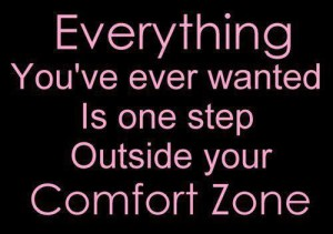 The Comfort Zone dan skognes tmi leadership consultant trainer coach motivation blogger speaker