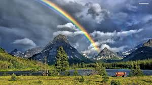 Rainbow After The Storm dan skognes gator print LLC motivation blogger speaker