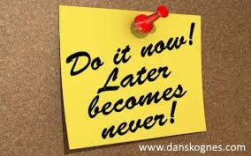 Procrastination dan skognes motivation blogger speaker teacher trainer coach educator