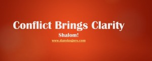Conflict Brings Clarity dan skognes motivation blogger speaker teacher trainer educator 2
