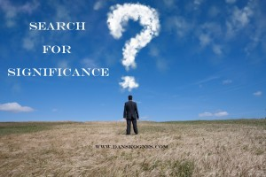 Search for Significance dan skognes motivation blogger speaker teacher trainer coach educator