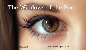 The Windows of the Soul dan skognes motivation blogger speaker teacher trainer coach educator