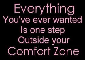 The Comfort Zone dan skognes tmi leadership consultant trainer coach motivation blogger speaker