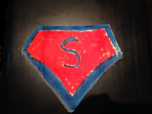 Superman Badge dan skognes motivation blogger speaker teacher trainer coach