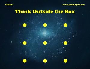 Think Outside the Box dan skognes motivation blogger speaker teacher trainer coach educator